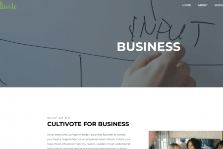 Cultivote-Business